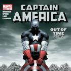 Cover: Captain America (2004) #4 of 8 - Out of Time