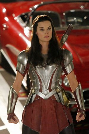 Sif Journeys from Thor to Marvel's Agents of S.H.I.E.L.D ...
