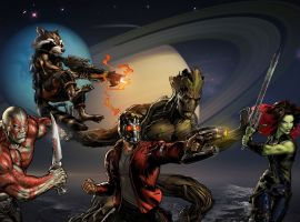 Guardians of the Galaxy Gaming