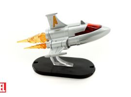 The Marvel HeroClix Avengers Quinjet