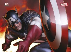 'Marvel's Captain America: The Ultimate Guide to the First Avenger' coming this April from DK