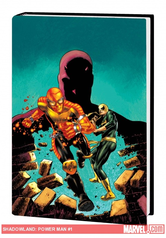 SHADOWLAND: POWER MAN PREMIERE HC