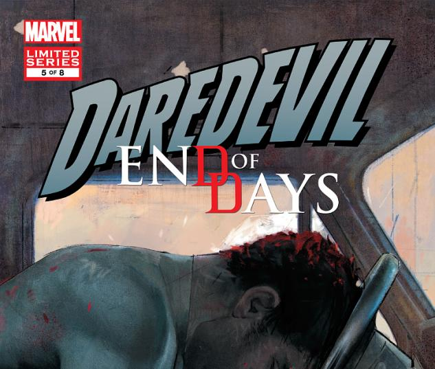 cover from Daredevil: End of Days (0000) #5