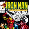 Iron Man (1968) #190 Cover