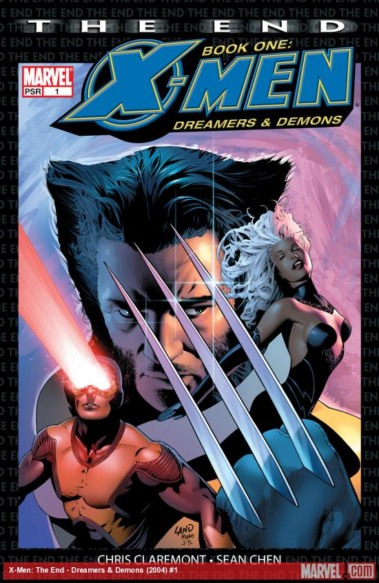 Cover from X-Men: The End - Dreamers & Demons #1 (2004)