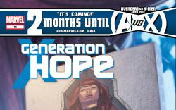 Generation Hope (2010) #16