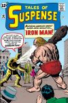 Tales of Suspense (1959) #40 Cover