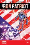 IRON PATRIOT 4 (ANMN, WITH DIGITAL CODE)