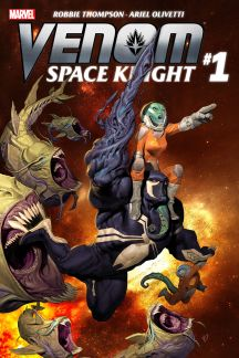 Venom: Space Knight #1
