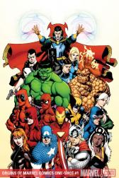 Origins of Marvel Comics #1