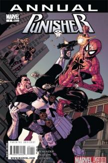 Punisher Annual (2009) #1