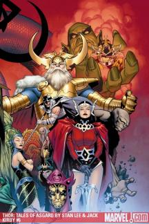 Thor: Tales of Asgard by Stan Lee & Jack Kirby (2009) #6