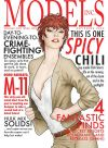 MODELS, INC. #2 cover by Scott Clark