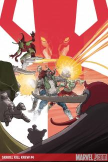 Skrull Kill Krew (2009) #4