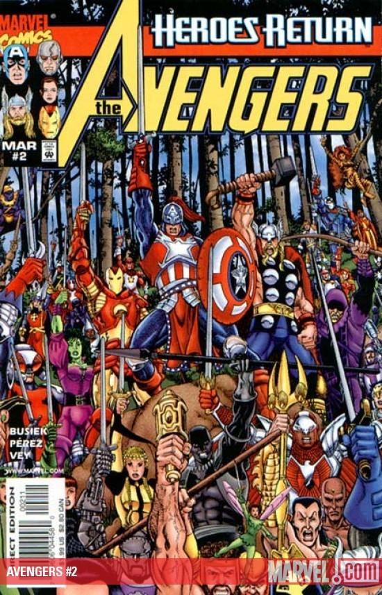 AVENGERS #2