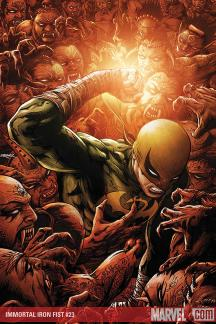 Immortal Iron Fist (2006) #23