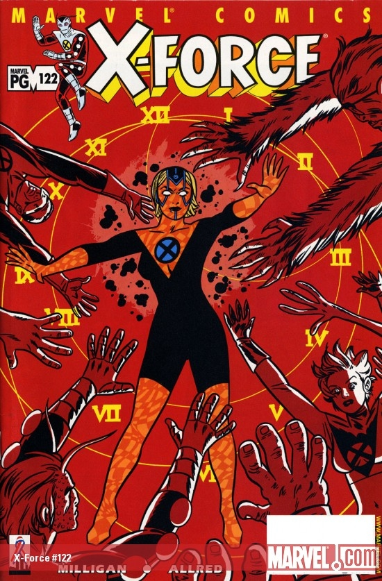 X-Force #122