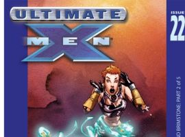 ULTIMATE X-MEN #22