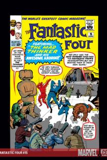 Fantastic Four (1961) #15