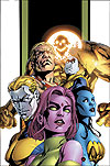 EXILES (2006) #62 COVER