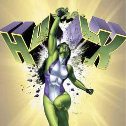 SHE-HULK VOL. 1: SINGLE GREEN FEMALE COVER