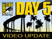 SDCC '09: Day 5 Update