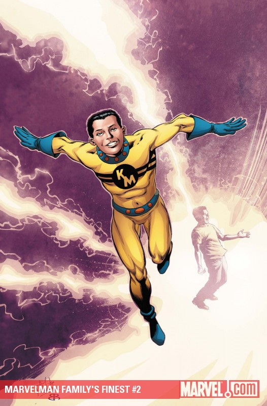 Marvelman Family's Finest (2010) #2