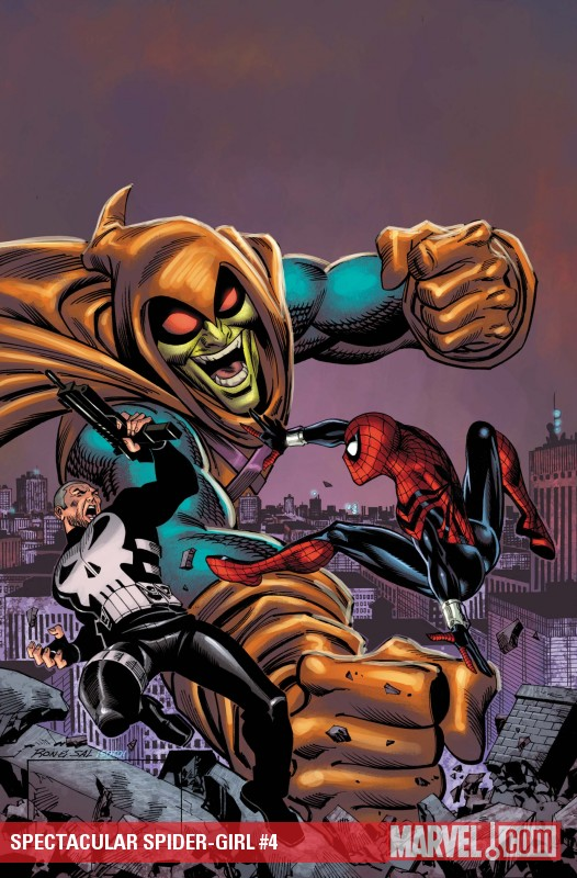 Spectacular Spider-Girl (2010) #4