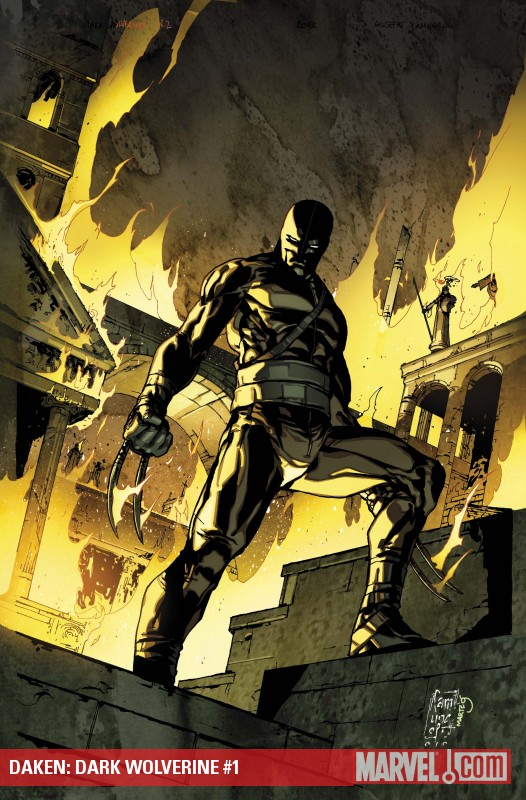 Daken: Dark Wolverine (2010) #1