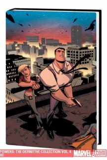 Powers: The Definitive Collection Vol. 4 (Hardcover)