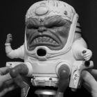 Prototype M.O.D.O.K. statue from Bowen Designs