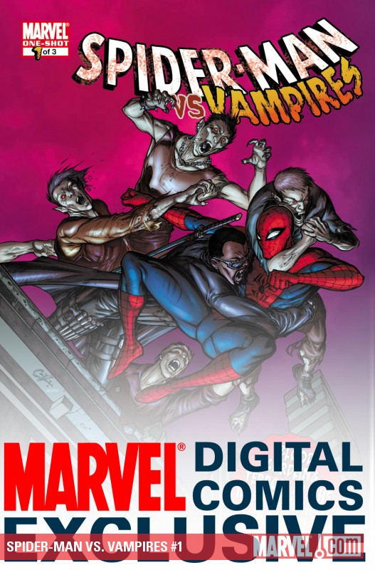 SPIDER-MAN VS. VAMPIRES (2010) #1