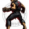Marvel vs. Capcom 3: Akuma Character Art