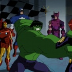 Screenshot of The Avengers: Earth's Mightiest Heroes!