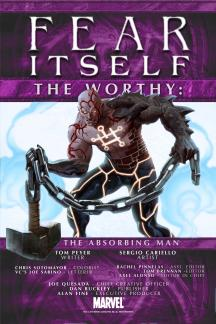 Fear Itself: The Worthy (2011) #7