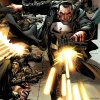 The Punisher #1 cover by Neal Adams