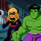 Screenshot from The Super Hero Squad Show Season 2, Ep. 22