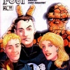 Fantastic Four (1997) #50 cover by Barry Windsor-Smith