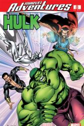 Marvel Adventures Hulk #8 