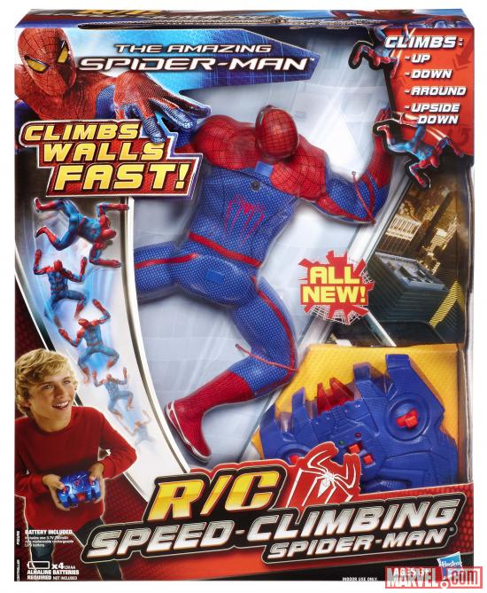 Expand Your Spider-Man Collection With Hasbro