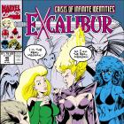 Excalibur (1988) #46 Cover