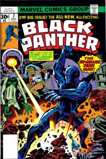 Black Panther (1976) #2