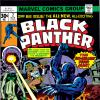 Black Panther (1976) #2 Cover