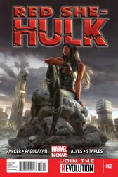 Red She-Hulk #62