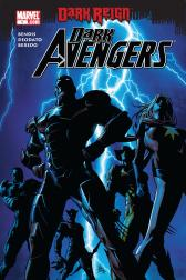 Dark Avengers #1 