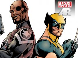 New in Marvel AR 5/8/13