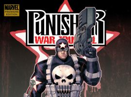 Punisher War Journal Vol. 2: Goin' Out West (2008) HC