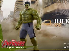 Avengers: Age of Ultron 1/6th scale Hulk Collectible Figure from Hot Toys