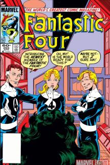 Fantastic Four (1961) #265