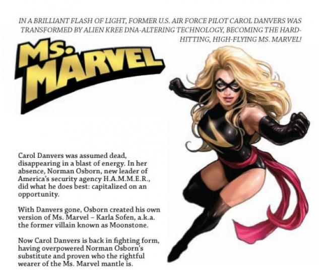 MS. MARVEL #49  Recap Page